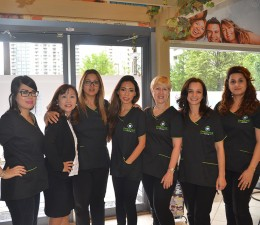 cosmetic dental practice